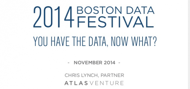 You Have The Data, Now What – Chris Lynch ODSC Boston 2015