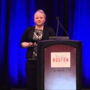 Lynn Root at ODSC Boston 2015