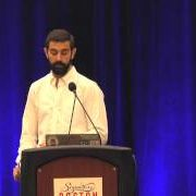 Bill Disch at ODSC Boston 2015