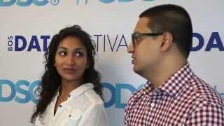 Aparna Kumar & Hisham Talukdar Interview | BDF 2015