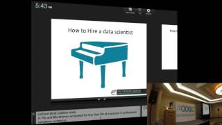 Michael Li – Data Driven Hiring of Data Scientists