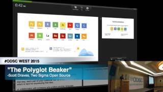 Scott Draves – Polyglot Beaker Notebook
