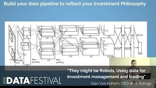 """Dan Von Kohorn – """"…Using Data for Investment Management & Trading"""""""