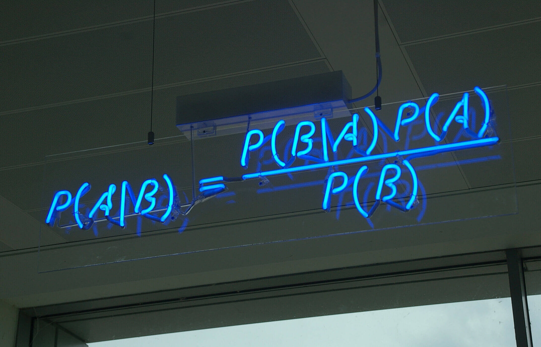 Bayes' Theorem and Robot Arms