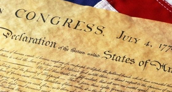 The Sentiment Behind The Declaration of Independence