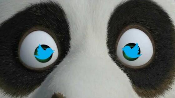 Twitter Pandas