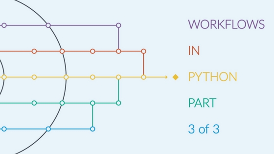 Workflows in Python #3: Concise Code
