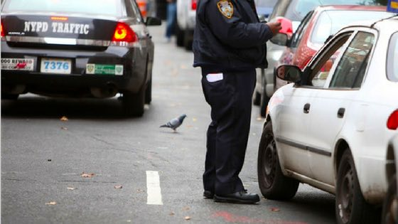 The NYPD May Have Been Systematically Ticketing Legally Parked Cars