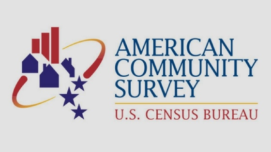 Margin of Error by Geography in the American Community Survey (ACS)