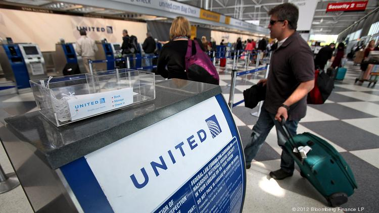 """United Airlines and Data Technologies to avoid """"Turbulence"""""""