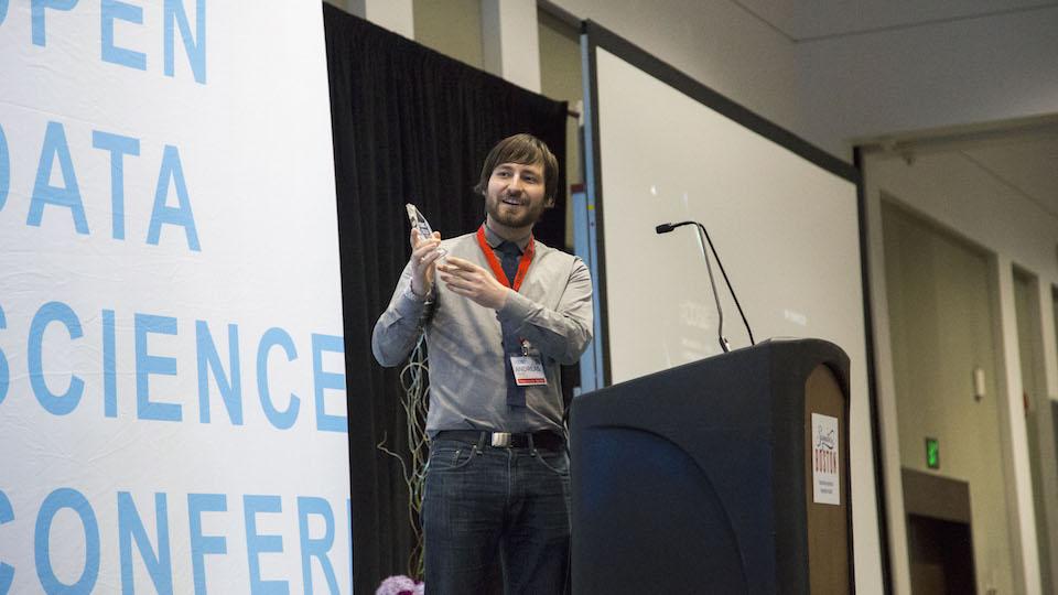2017 ODSC Data Science Award: scikit-learn