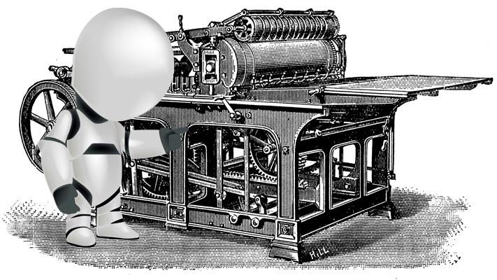 """""""Printing Money"""" with Operational Machine Learning"""