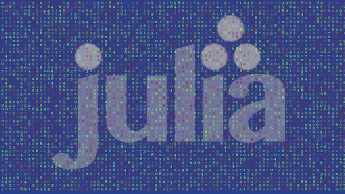 Some fun with π in Julia