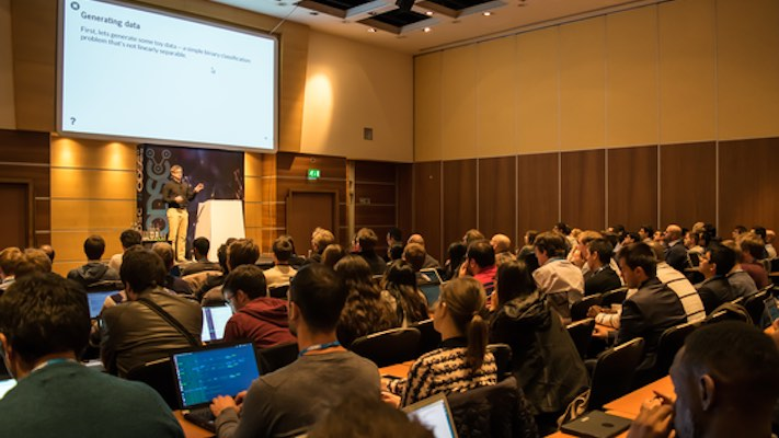 Why Attend Conferences, ODSC Europe