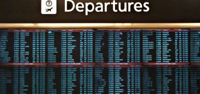 Predicting Airline Delays