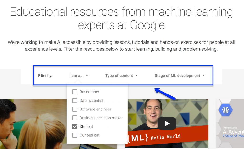 Accessible AI Education
