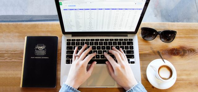 Using Excel for Data Entry