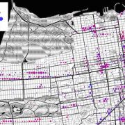 Happy, Healthy, Hungry. Mapping San Francisco Restaurant Cleanliness