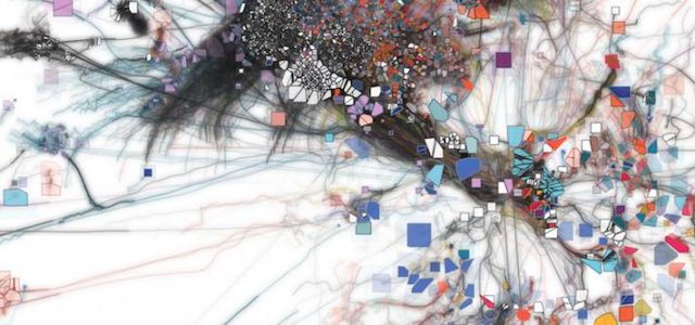 Tides of Information Flow: Visualizing Our Digitally-Mediated Reality