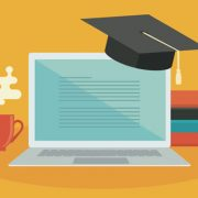 The normalcy of online learning: the more you study, the better you do