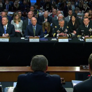 Senate Intelligence Briefing Features AI and Decision Advantage