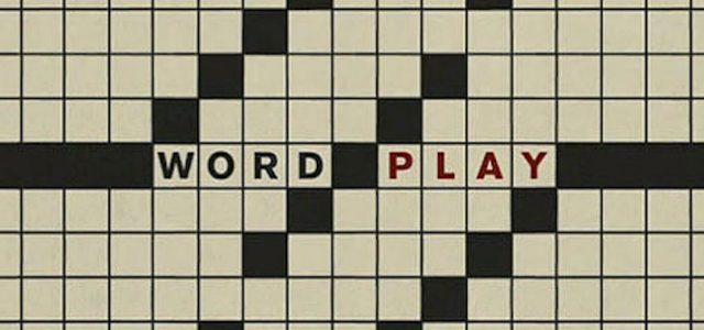 Stupid word games