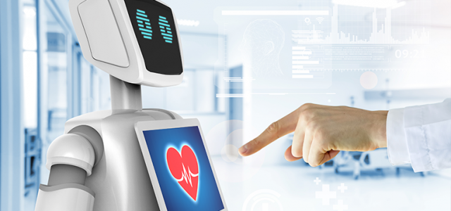 4 Ways AI is Transforming the Healthcare Industry