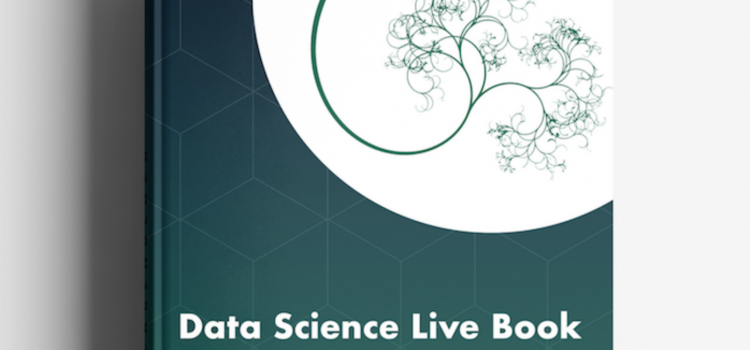 The open-source project, Data Science Live Book, is now available!