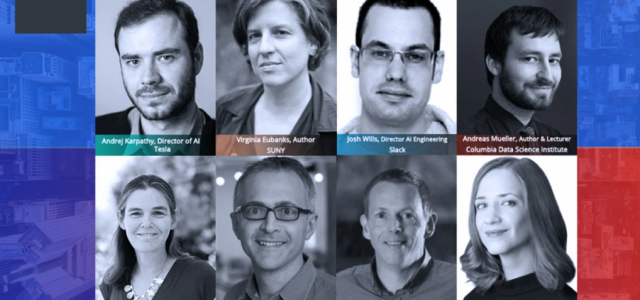 8 Rising Stars of Data Science