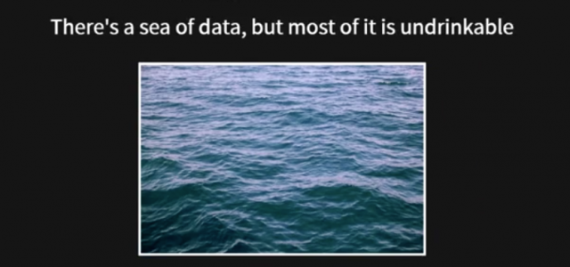 Three Challenges for Open Data Science