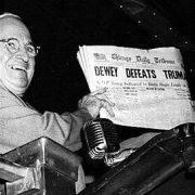 Dewey Defeats Truman: How Sampling Bias can Ruin Your Model