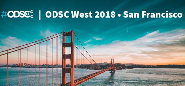 Olivier Blais of Moov AI on His Experience as a Speaker at ODSC West 2018