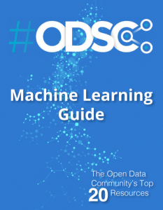 ODSC Machine Learning Guide
