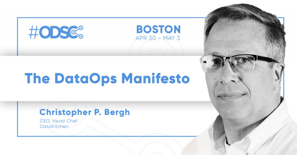 DataOps and the DataOps Manifesto