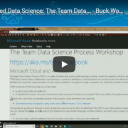 Watch: Standardized Data Science – The Team Data Science Process with Python