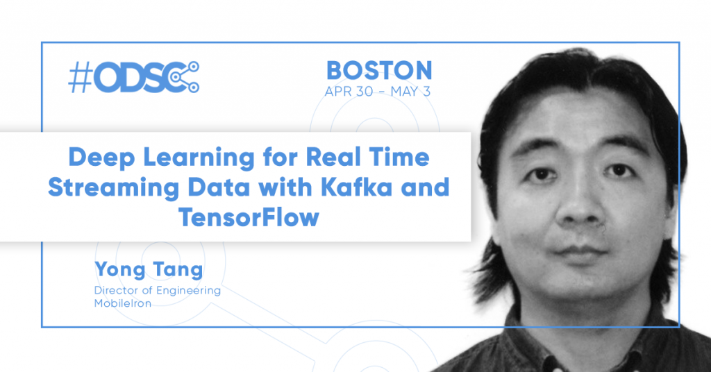 Stream Data Processing with Apache Kafka and TensorFlow -