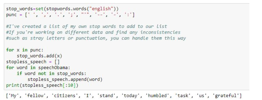 Intro to Language Processing with the NLTK - OpenDataScience com