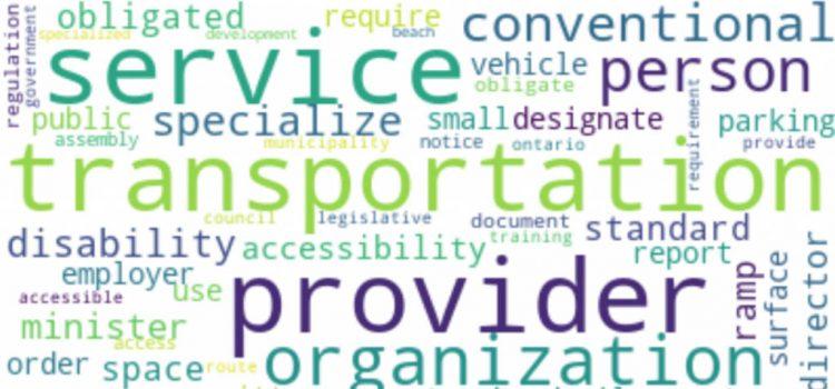 Using NLP and ML to Analyze Legislative Burdens Upon Businesses
