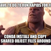 Run RAPIDS on Google Colab—For Free
