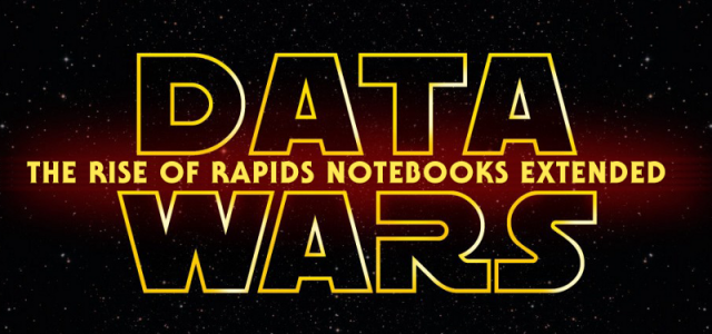 The Rise of Notebooks Extended