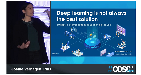 Deep Learning is Not Always the Best Solution in Education