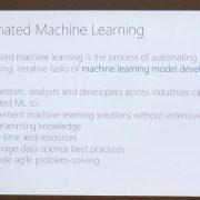 ODSC Meetup: Automated and Interpretable Machine Learning
