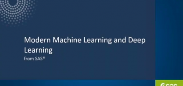 Watch: Deep Learning in Real Time