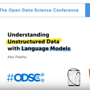 Watch: Understanding Unstructured Data with Language Models