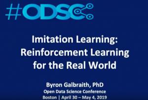 Imitation Learning