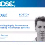 Watch: Building Highly Autonomous Digital Marketing Automation Systems