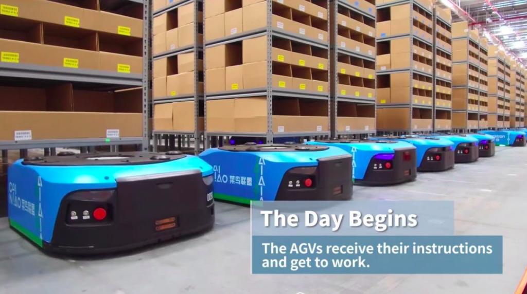 Automate Warehousing Processes