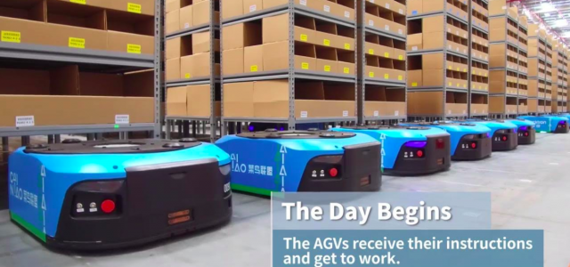 Is Machine Learning Enough To Automate Warehousing Processes?