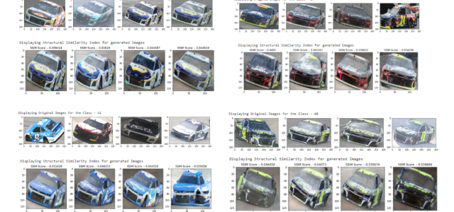 Using GANs to Generate Images of Race Cars