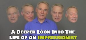DeepFake Video of Impressionist is Both Amusing and Horrifying to Watch